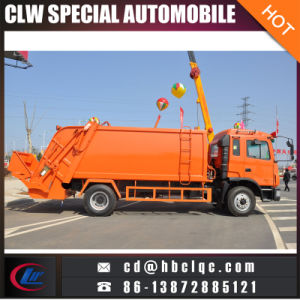 JAC 10cbm 12cbm Garbage Compactor Truck Compact Refuse Truck pictures & photos