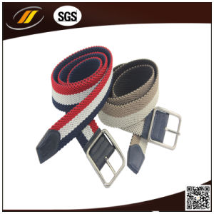 Good Quality Western Woven Belt Elastic Braided Belt pictures & photos