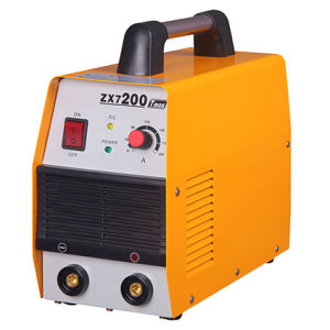 MMA Inverter Welding Machines with CCC, Ce, SGS (ARC200T) pictures & photos