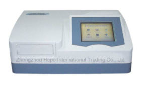 Lab Equipment Touch Screen Microplate Reader (HP-Elisa9600) pictures & photos