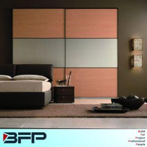 Elegant European Style Sliding Door Wardrobe Cabinet Sliding Door pictures & photos