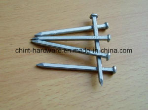 Supply Electric Galvanized Square Boat Nail /Galvanized Marine Nail for Wood pictures & photos