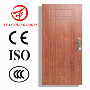 China Cheap Steel Security Door pictures & photos