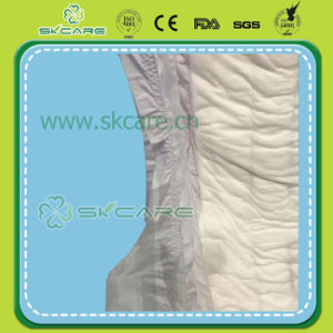 Disposable Adult Diaper for Quick Absorbency with Magic Tunnel pictures & photos