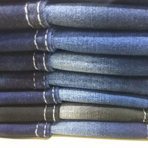 Indigo Blue Jeans (HYQ41-10GDT) pictures & photos
