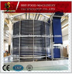Single Spiral Freezer for Icecream China Made pictures & photos