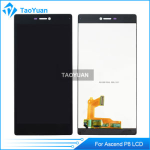 China Factory OEM LCD Parts for Huawei P8