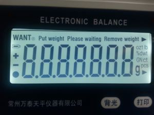 0.01g, 0.001g, 0.0001g High Precision Electronic Laboratory Balance with Wind Shield pictures & photos