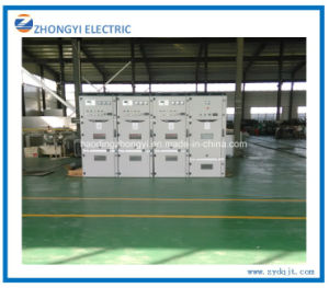 Movable Metal-Clad Eclosed Low Voltage Switchgear Electrical Cubicle pictures & photos