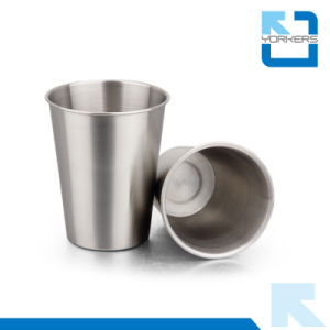 400ml Large Capacity Stainless Steel Beer Cup and Mug pictures & photos