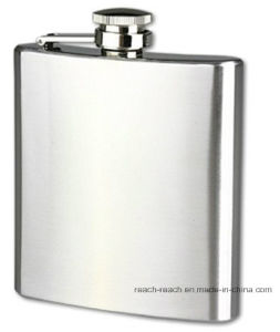 OEM Stainless Steel Hip Flask (R-HF020) pictures & photos