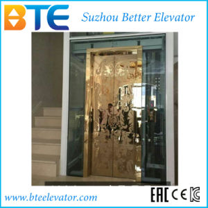 Observation Panoramic Home Elevator with Shaft Structure pictures & photos