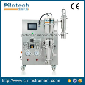 Good Quality Herb Fluid Bed Lab Coating Granulator pictures & photos