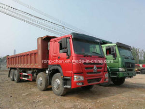 Used 8X4 HOWO Dump Truck of HOWO Tipper Truck pictures & photos