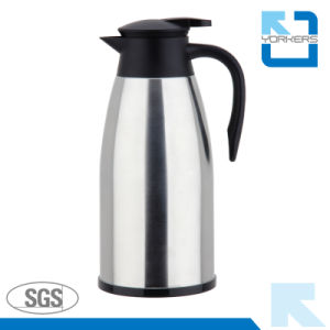 2L Stainless Steel Insulated Water Kettle & Coffee Pot pictures & photos