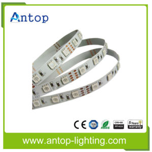 High Quality SMD5050 White Strip LED 60LEDs Flexible LED Strip pictures & photos