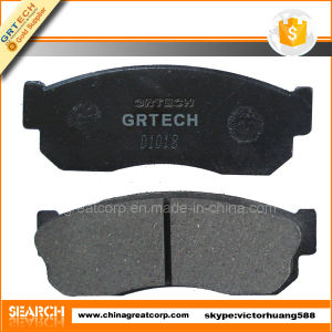 D1018 High Quality Disc Brake Pad pictures & photos
