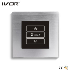 1 Gang Dimmer Switch in Plastic Outline Frame (SK-T2300D1) pictures & photos