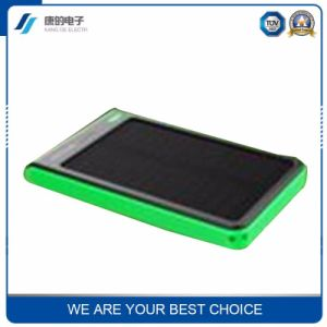 Solar Charger Mobile Power Bank Custom 20000 Ma Ultra-Thin Polymer Power Bank Universal Power Charger pictures & photos