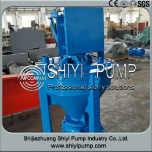 High Performance Froth Pump Vertical Froth Slurry Pump pictures & photos