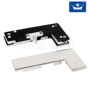 """L"" Aluminum Patch Fitting for Glass Door pictures & photos"