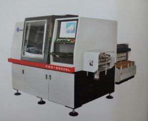 Automatic Radial Insert Machine Xzg-3000EL-01-80 China Manufacturer pictures & photos