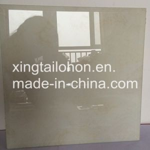 White Stainless High Temperature Fabric Laminated Glass pictures & photos