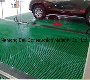 FRP/GRP Grating, Molded /Pultruded Grating, Fiberglass Grating, Kraty Pomostowe. pictures & photos
