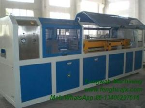High Efficiency PVC Plastic Profile Manufacturing Machines pictures & photos
