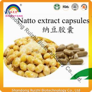 Natto Extract, Nattokinase Capsule, Natto Extract Powder pictures & photos