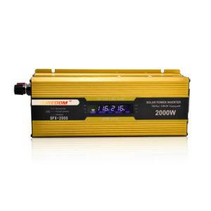 DC 12V 24V 110 Car Modifed Wave Power Inverter pictures & photos