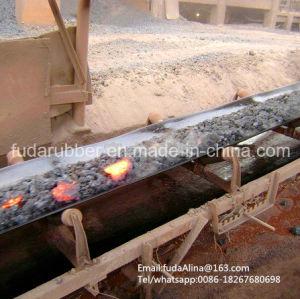Mining Industry Heat Resistant Ep Conveyor Belt pictures & photos