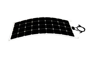 High Efficiency Lower Price Flexible Solar Panel 100W pictures & photos
