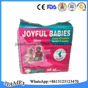 Disposable Baby Pampas with Good Absorbent in Cheap Price pictures & photos