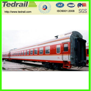 25k Dining Air Conditioned Passenger Coach/ Trail Car/ Carriage/ Railway Train pictures & photos