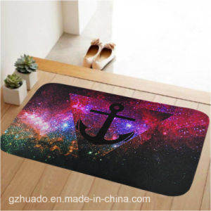 59*39cm Anti-Slip Multi Colors Thicken Big Rectangle Floor Carpets for Living Room Bathroom pictures & photos