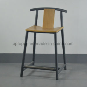 Wholesales Modern Counter Bentwood High Bar Chair (SP-BBC260) pictures & photos