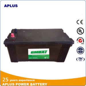 Convenient Maintenance Lead Acid Auto Batteries 71014mf 12V210ah DIN210 pictures & photos