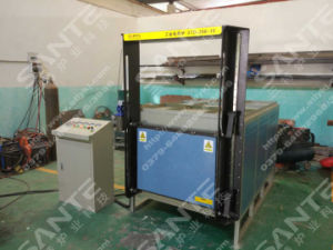 High Temperature Tempering Furnace Lifting Door Automatically pictures & photos