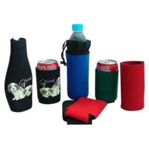 Promotion Gift Neoprene Can Cooler Beer Stubby Holder Bottle Koozie pictures & photos