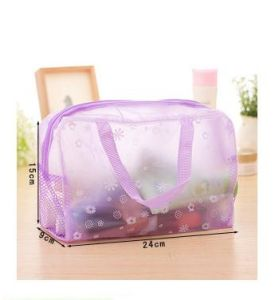 Promotion Beauty Travel Cosmetic Toilet Bathroom Case Organiser Handbag pictures & photos