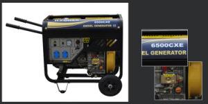 Portable Diesel Generators/ Open Type pictures & photos