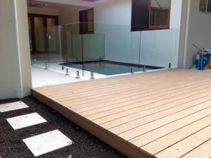 Decking Glass Railing/Balustrade pictures & photos