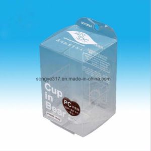 Mobile Power PVC Transparent Printing Blister Packaging Box pictures & photos
