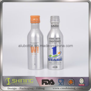 Aluminum Motor Oil Additive Bottle pictures & photos