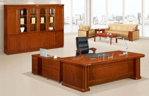 Antique Luxury Executive Desk Wood Chinese Office Furniture pictures & photos