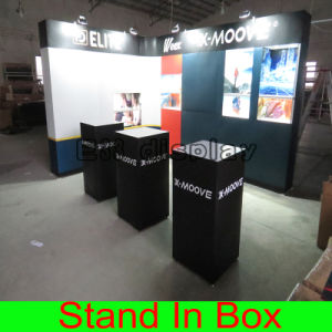 Custom DIY Portable Modular Aluminum Exhibition Booth System pictures & photos