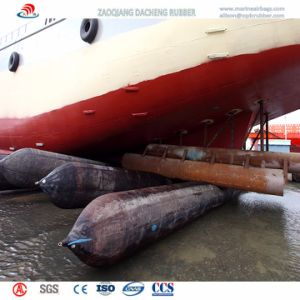 Roller Marine Inflatable Rubber Airbag for Vessel Launching pictures & photos