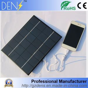 5.2W 6V Polycrystalline Mobile Power Bank Solar Cell pictures & photos