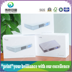 Projector Paper Promotional Packaging Box Printing pictures & photos